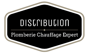 Distribution Plomberie Chauffage Expert Logo