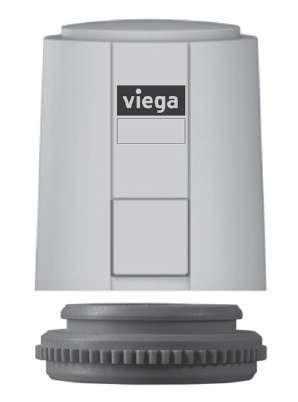 Actuateur Viega de 24 volts pour manifold Viega