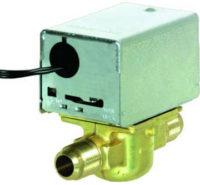 La valve de zone pour chauffage à eau chaude